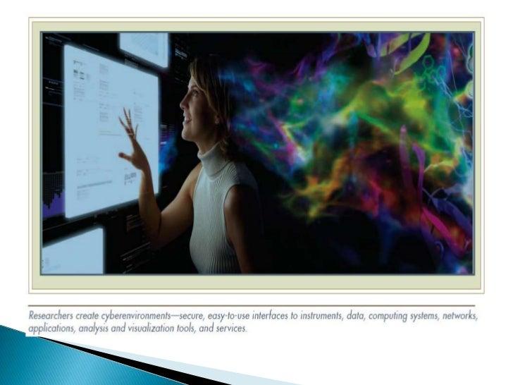 Cyber infrastructure in engineering design Slide 3