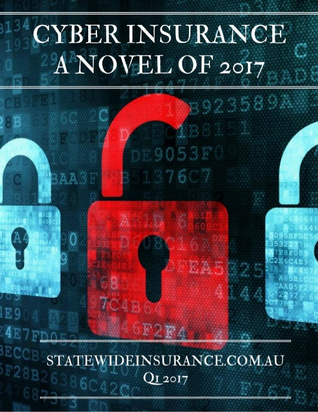 Cyber Insurance - What You Need to Know! 2 Contents Cybercrime Reporting Network Reveals Startling Numbers ..................