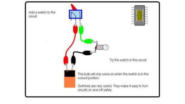 series parallel circuit presentation for schools and kids