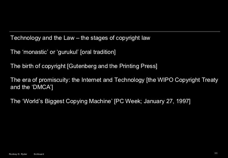 copyright law and the internet by Copyright law and the internet: selected statutes and cases find out more about this topic, read articles and blogs or research legal issues, cases, and codes on findlawcom.