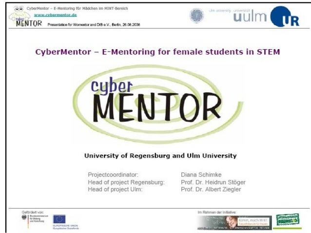 Cybermentor  germany