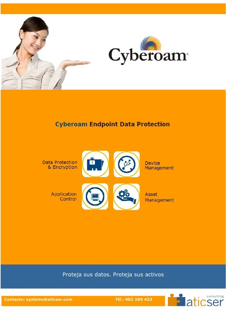 Proteja sus datos. Proteja sus activosContacto: systems@aticser.com              Tlf.: 902 109 423