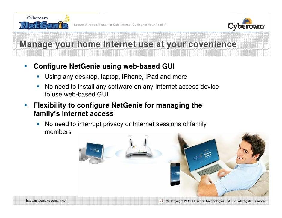 Cyberoam Net Genie Brief Ppt 4 0