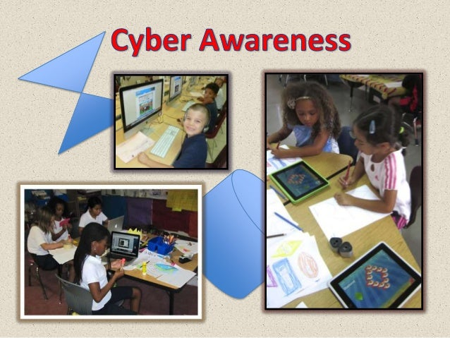 • To create a learning environment with students that are digitally responsible.