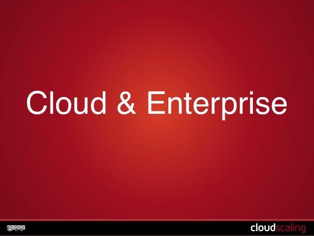 Cloud & Enterprise