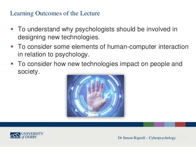 the study of human computer interaction Being human human-computer interaction in the year 2020  case study 3: the 'value' of augmenting human memory.