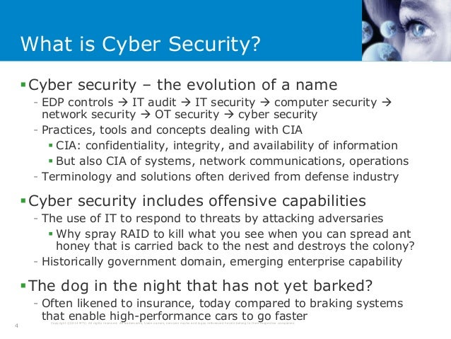 The Cyber Security Landscape: An OurCrowd Briefing for ...