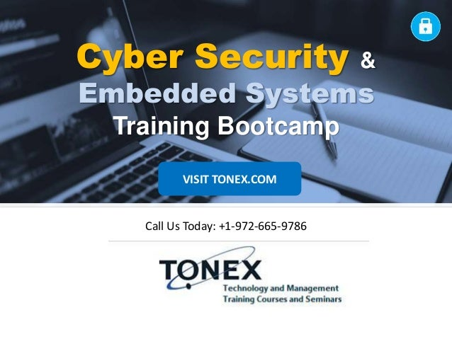 Cyber Security and Embedded Systems Training Bootcamp