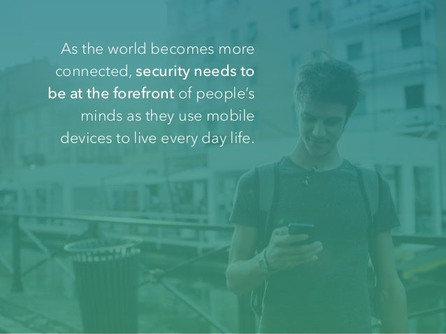 5 Ways to Protect your Mobile Security Slide 2