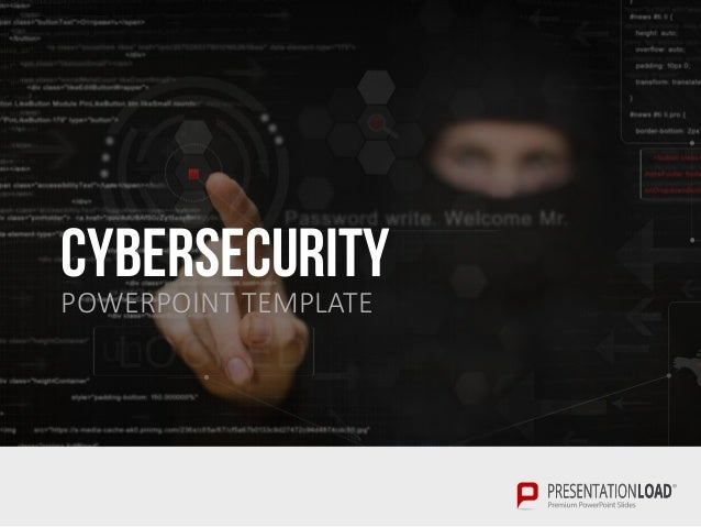Cybersecurity ppt slide template premium powerpoint slides cybersecurity 2 toneelgroepblik Image collections