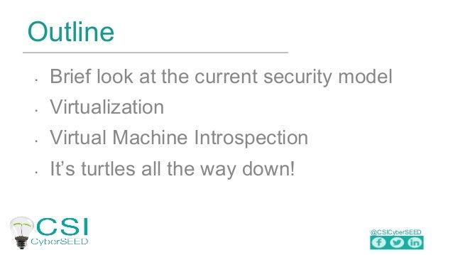 machine introspection