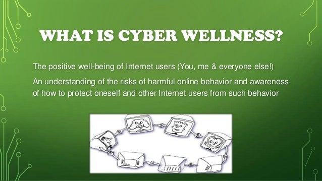 Cyber Wellness Lesson Plan Presentation