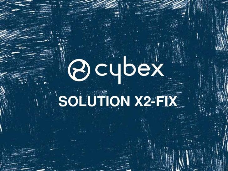 SOLUTION X2-FIX