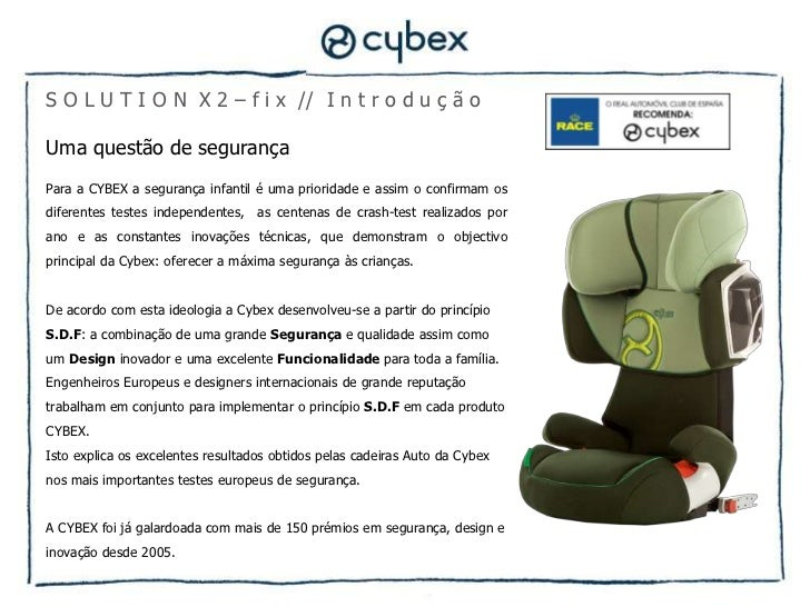 cybex solution x2 fix. Black Bedroom Furniture Sets. Home Design Ideas