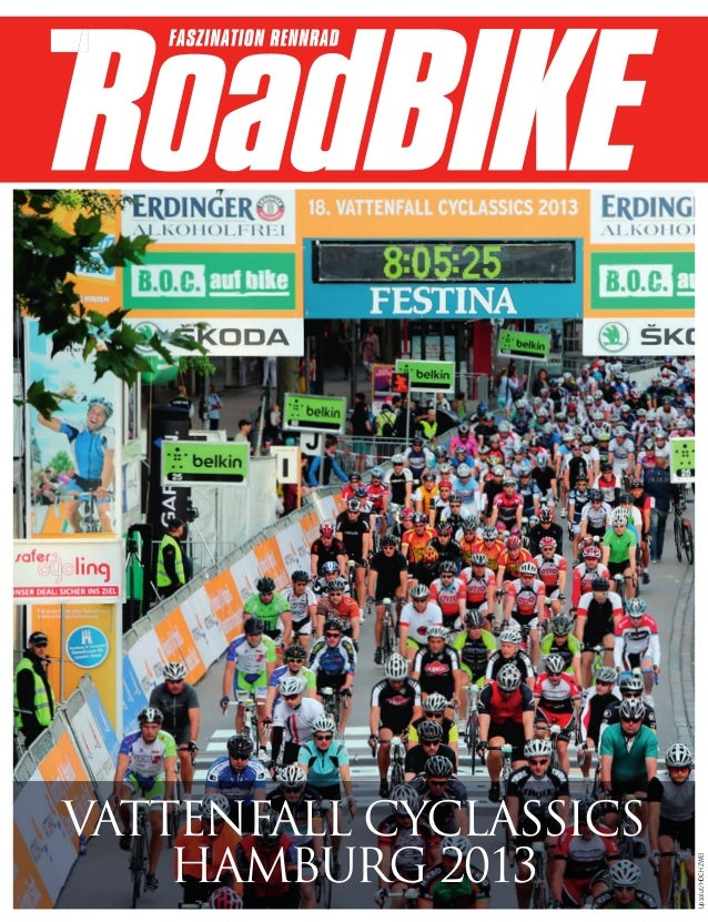 VATTENFALL CYCLASSICS HAMBURG 2013 Upsolut/HOCHZWEI