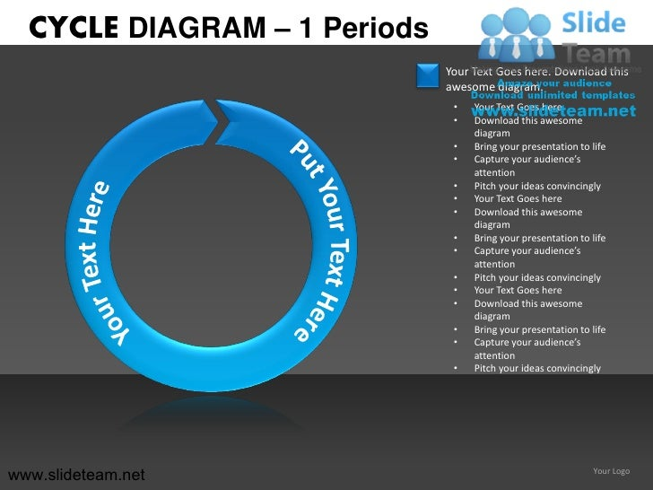 CYCLE DIAGRAM – 1 Periods                              Your Text Goes here. Download this                              awe...