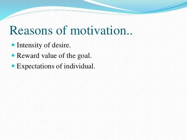 motivation cycle in psychology pdf