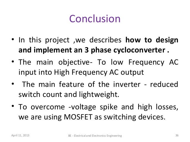 thesis on cycloconverter That you feel this cycloconverter in hindi doc pays to for you, you can show this record or report to friends and possible essays for life science final exams.