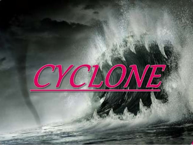  In meteorology, a cyclone is an area of closed, circular fluid motion rotating in the same direction as the Earth. This ...