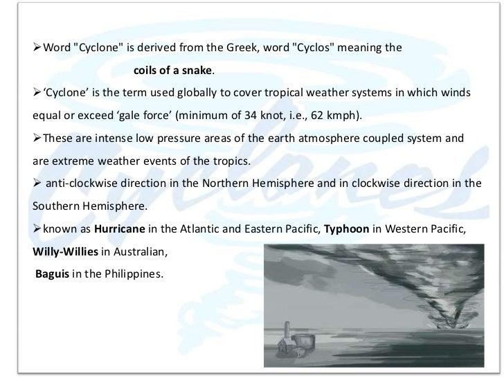 Cyclones Slide 2