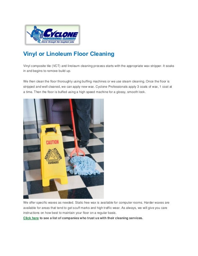 Cyclone Pro Pdf Text Format - Professional linoleum floor cleaning