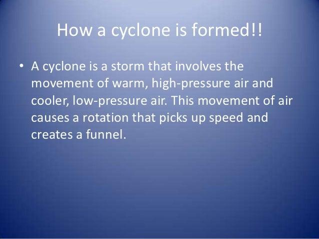 Cyclones!!!! Slide 3