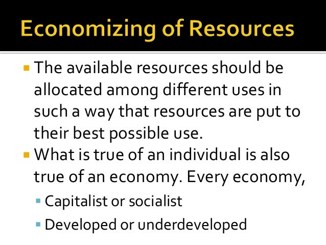 4 basic economic problems pdf