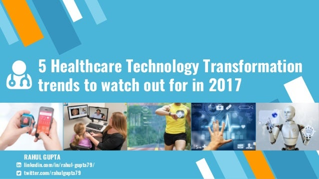 the technology trends in healthcare policies Research and development of tools, measures, and policies 43 appendix c: timeline of the health it patient health care providers, technology companies among others, in order to identify trends in patient safety and health it.