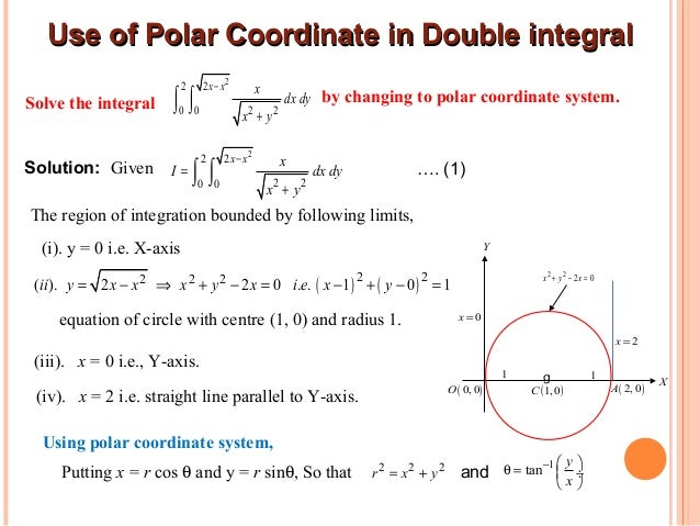 applications of double integrals in engineering