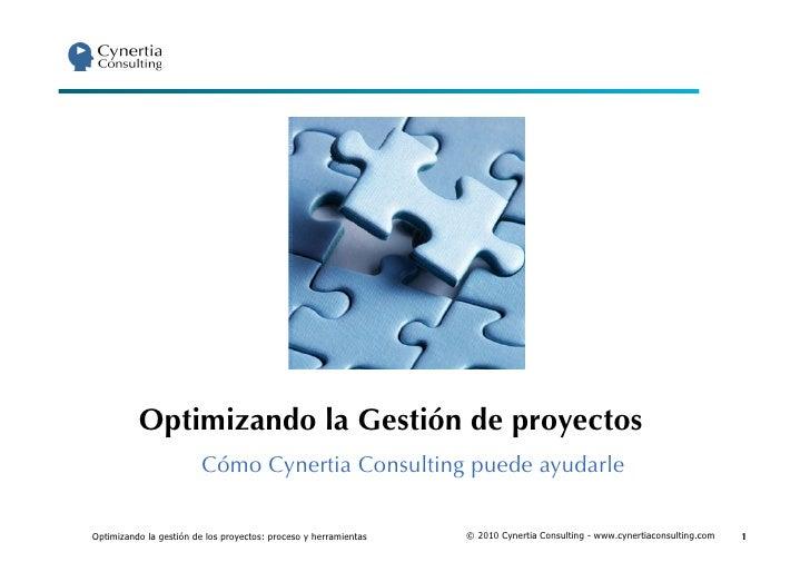 Seminario PM Office @ SFIC'08               Optimizando la contenidos de proyectos            0. Introducción y Gestión   ...