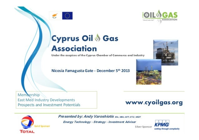 Cyprus Oil & Gas Association 5 December