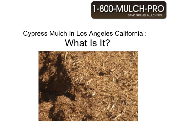 Cypress Mulch In Los Angeles California :    What Is It? Why use Mulch In Los Angeles California? Los Angeles California h...