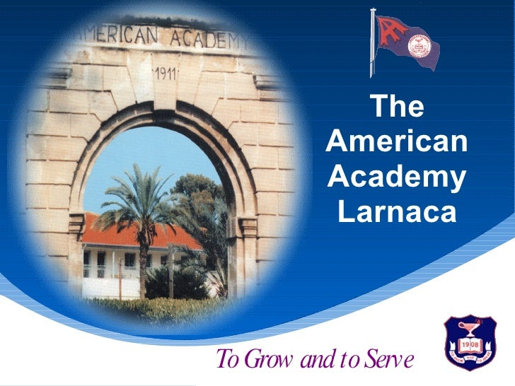 American Academy Larnaca, Cyprus