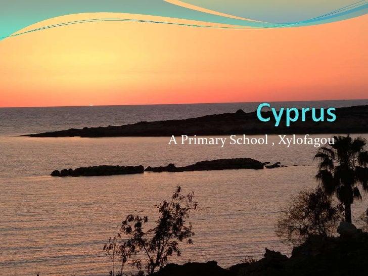 Cyprus<br />A Primary School , Xylofagou<br />