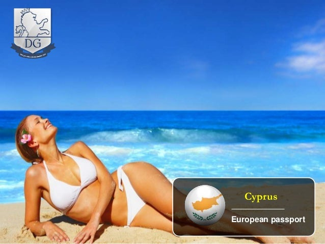 Cyprus  European passport