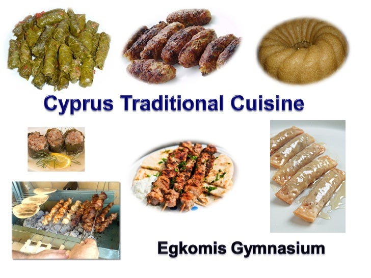 Cyprus traditional cuisine for Cuisine 728