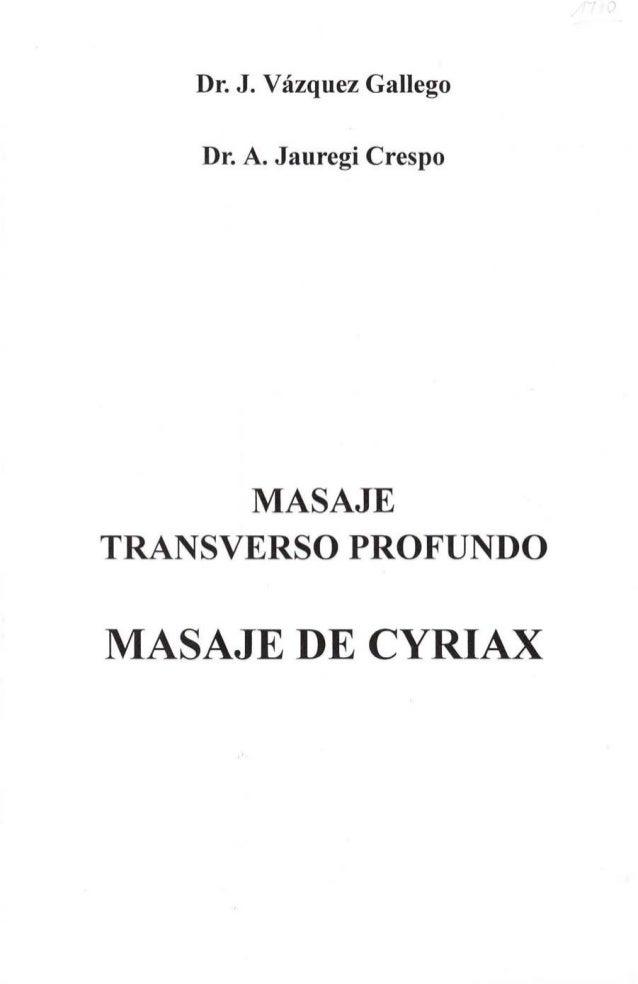 © Dr. 1. Vázquez Gallego y Dr. A. Jauregi Crespo  © Mandala Ediciones S.A.  Espejo,2 280 13-Madrid  l.S.B.N.: 84-88769-19-...