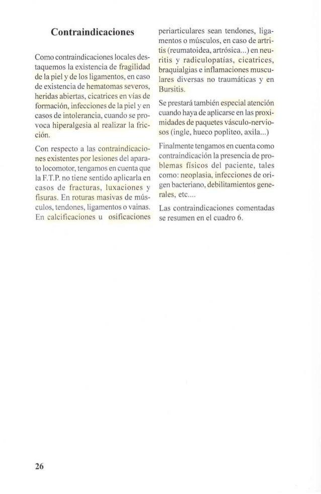 "CONTRAINDICACIO ...------~,::,  MASA  ¡.,¡"",; ';h.!"".' RIAX.  i&'Í'!iriq  (J LESIONES GRAVES TRAUMATICAS EN FASE AGUDA  ~..."