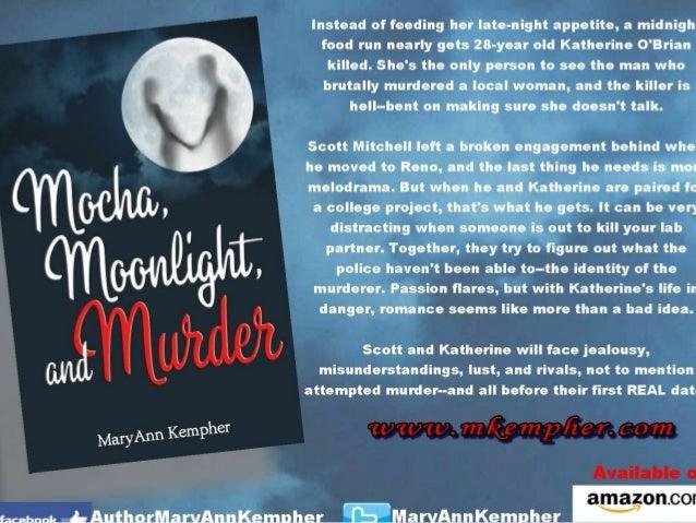 Mocha, Moonlight, and Murder