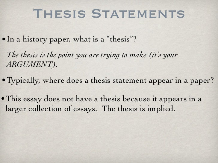 How To Make A Title Page For An Essay Thesis Statements  Business Essay also Poverty Essays Cyrus The Great Thesis  Support  Global Warming Persuasive Essay Outline