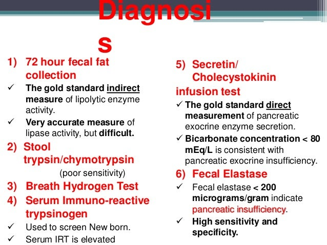 Cystic Fibrosis Quot Overview Of Gastrointestinal Diseases Quot