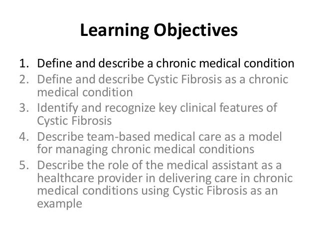 the clinical description of cystic fibrosis Clinical description classic cystic fibrosis (cf) consists of progressive lung disease, exocrine pancreatic insufficiency, and male infertility.