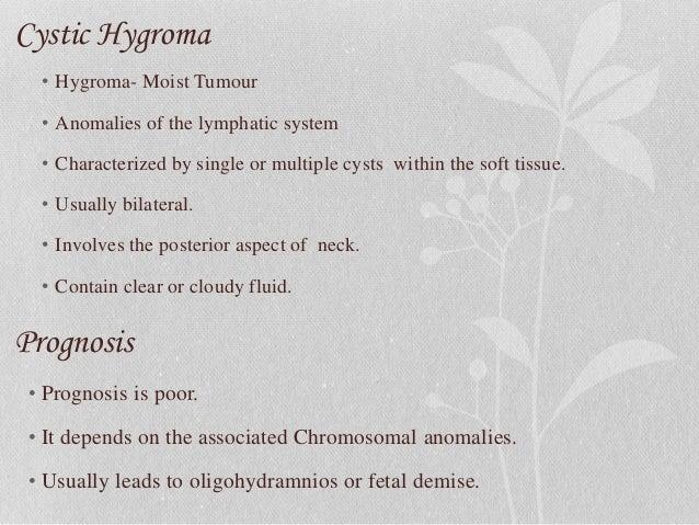 cystic hygroma dt-2, Skeleton