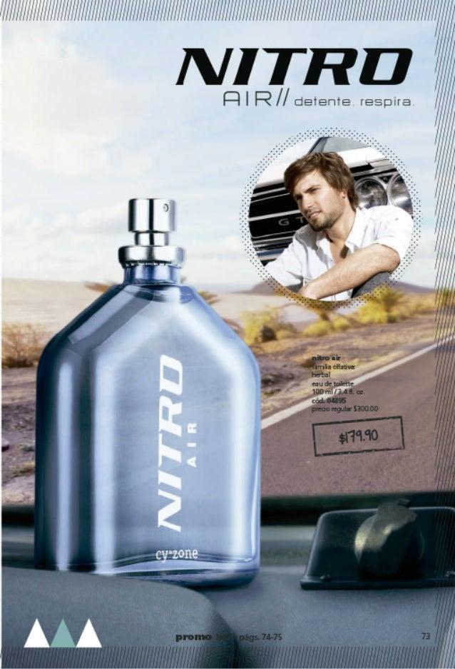 Perfume Blue & Blue De Cyzone, Para Ella O Para El 75 Ml