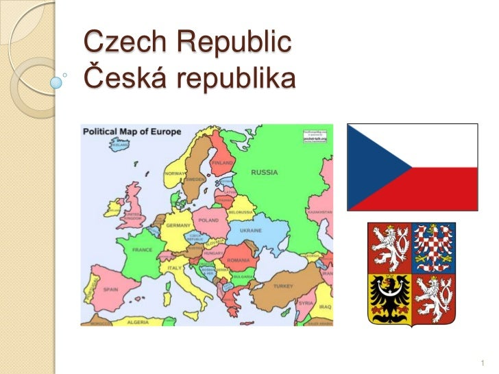 Czech RepublicČeská republika                  1