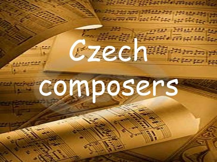 Czechcomposers