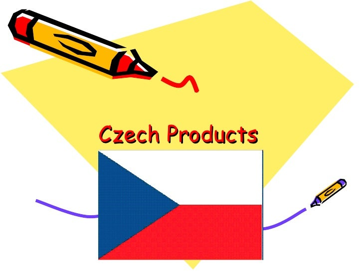 Czech Products