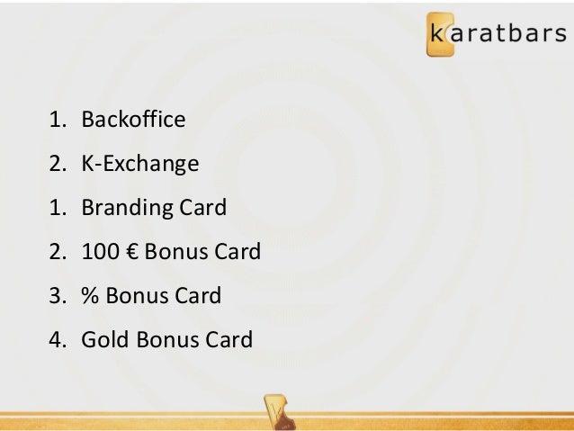 (CZECH) KARATBARS INTERNATIONAL PRODUCT TRAINING Slide 2