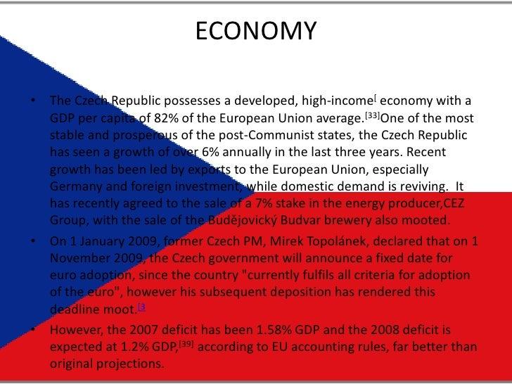 Sex industry czech republic economy
