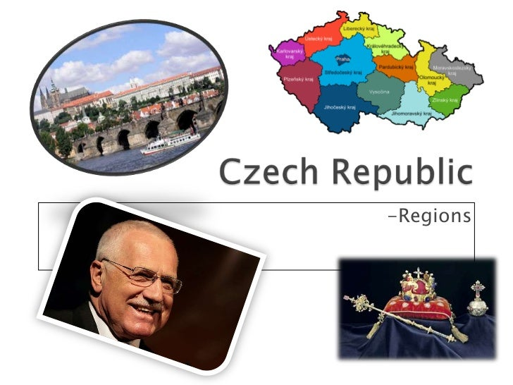 Czech Republic<br />-Regions<br />
